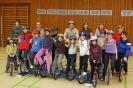 Einrad-Workshop 07.03.09 Mühlbachhalle