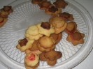 Weihnachtsbäckerei 03. und 17.12.2009